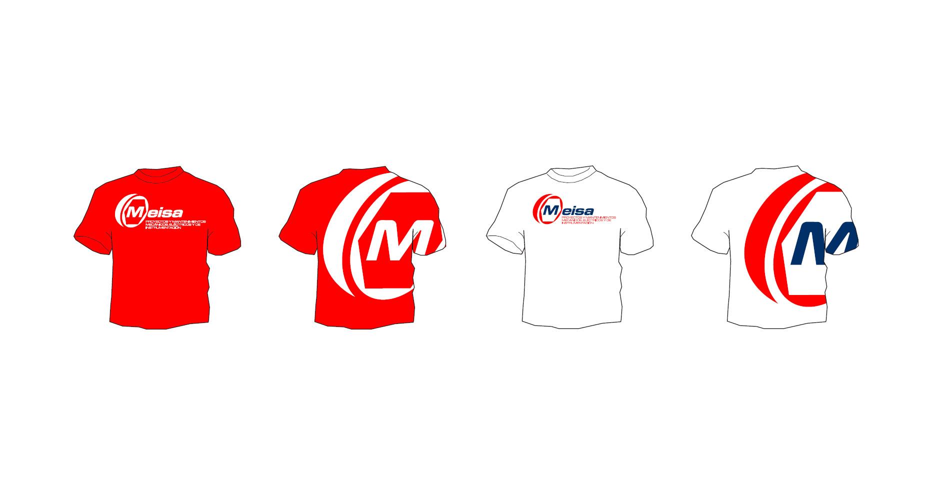 Textil meisa diseño gráfico corporativo