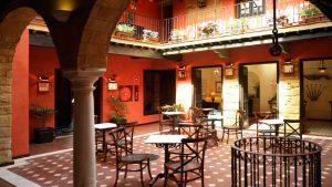 Diseño de página web 2 Sevilla. La Casona de Calderón. 4. www.modoweb.es