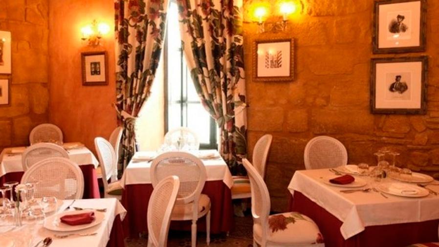 Restaurante. La casona de Calderón. Sevilla. Diseño gráfico. Modo®WEB