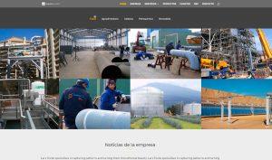 Puertonarcea diseño de páginas web Ciudad Real. Modo web. www.modoweb.es