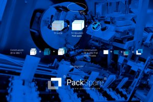 Diseño gráfico Ciudad Real. PackSpare. Marketplace. modoweb