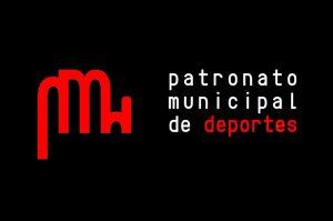 logotipo del patronato municipal de deportes Ciudad Real. Puertollano