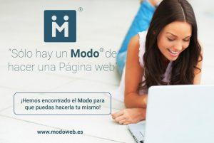 diseño de páginas web ciudad real. modo web. modoweb.es