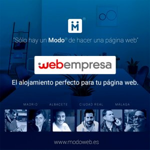 Webempresa. Hosting y Alojamiento web. Diseño de páginas web